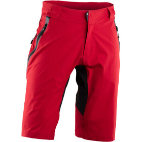 Race Face Stage Shorts Hombre, rouge